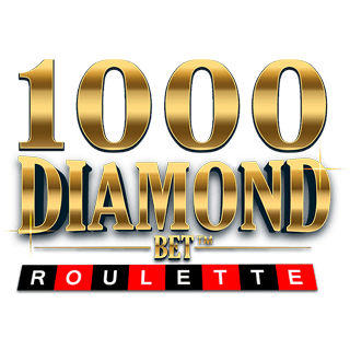 1000 Diamond Bet Roulette.